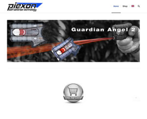 Webseite Piexon